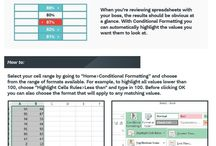 Work_Working with Excel