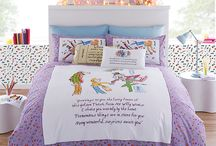 Marvellous bedrooms / Add some fun to bedtime with these wonderful duvet and bedding sets / by Roald Dahl