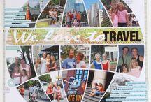 Travel layouts