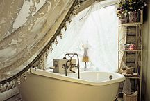 Bathrooms / by Melissa Tackett