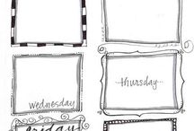 Planner {obsession}