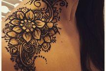Modelli di henné