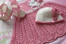 Crochet - Bebes