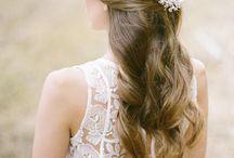 Haardracht bruiloft