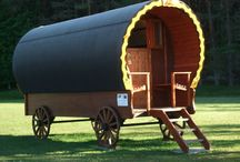 Gypsy Caravans / by Pitchup.com