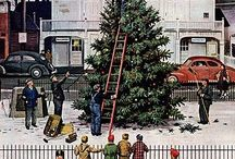corner of Christmas