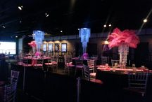 Mitzvah / Quinceanera / Mitzvah / quinceanera decorations and setups for special events in Chicago