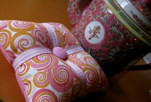 Pincushions! / cute useful pincushions and needlebooks