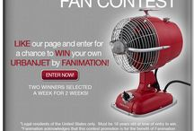 Fanimation Contests and Giveaways!