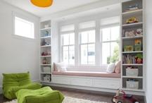 Girls' Rooms Design Ideas / by Juli Brown