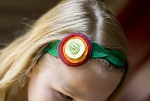 Girl's Hair Accessory / by Linda Gaither