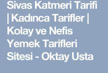 Sivas Katmeri Tarifi | Kadınca Tarifler