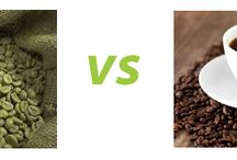 Green Coffee Vs Black Coffee