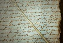 Historias / Fotografías de documentos, libros, manuscritos, fotografías antiguas.
