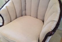 my chair of mystery / by Lori Malina