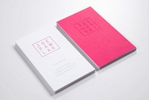 Business Cards / by Mariana Angeli