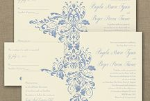 Sep 'n Send Invitations / Beautiful invitations with an enormous variety of customizable elements for the budget conscious bride. Available at Persnickety Invitation Studio.