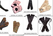 Tres tres chic gloves / by Ruby D