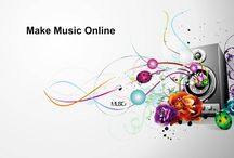 music maker / Real Time Collaborative Social Networking Site wrapped around Music.