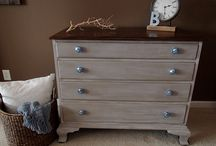 Chalk Paint Ideas / by Marily Huss