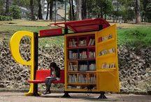 otobüs durakları