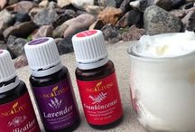 Young Living Oil Recipes / by Chrystal Raymer