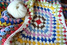 Crochet by Dziergane / Crocheted with love