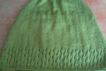 ouvrages que j'ai realisé / tricot, crochet ou broderie