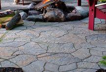 Brick paver Patios and Sidewalks