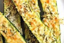Acompanhamentos com legumes e verduras