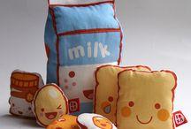 Cute Stuffed Stuff
