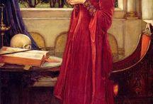 Pre Raphaelite Art