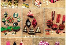 Bijoux/African jewelry ASOL DiTuja