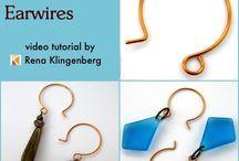 drátek a korálek