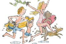 Quentin Blake Illustrations