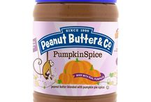 Pumpkin Spice / #tasteamazing recipes using our Pumpkin Spice peanut butter