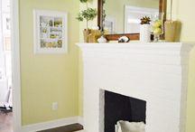 Living room  / by Tara Calder