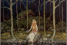 John Bauer / Illustrations