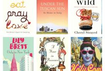 Books we love. / These are the books we're reading right now.