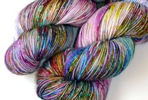 Project::Yarn and String / Beautiful Fibers