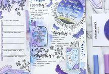 Febuary Bullet Journal
