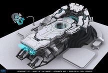 Concept Art: Parts