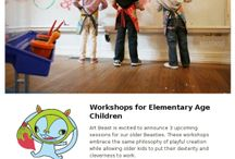 My classes and workshops