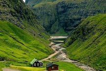 Færøerne / Naturen