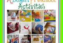 Preschool pre-K / by Linda Sloup