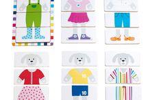Spielsachen / Zauberhafte Spielsachen für phantasievolle Kinderwelten.