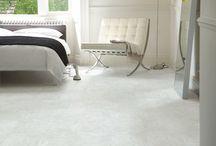 LVT floors - panele i płytki winylowe - dla domu / podłogi winylowe we wnętrzach prywatnych