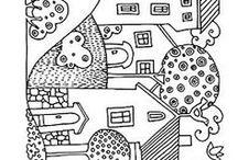 Město a vesnice