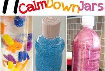 calam down jars