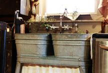 Decorate this - sinks / Sinks ...kitchen, laundry, barn etc.